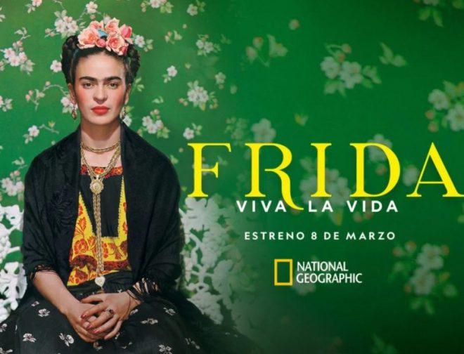Fotos de Fecha en que National Geographic estrena el documental Frida. Viva la Vida