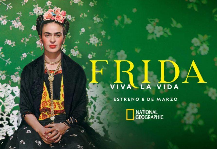 Foto de Fecha en que National Geographic estrena el documental Frida. Viva la Vida