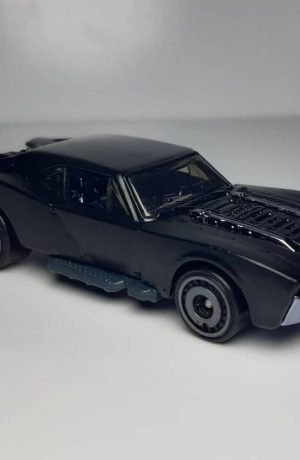 Foto de Primer Vistazo al Batmobile de The Batman que lanzará Hot Wheels