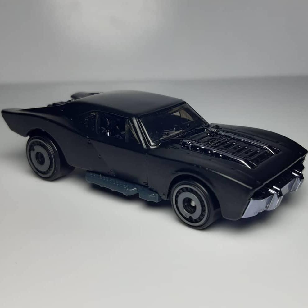 Foto de Primer Vistazo al Batmobile de The Batman que lanzará Hot Wheels