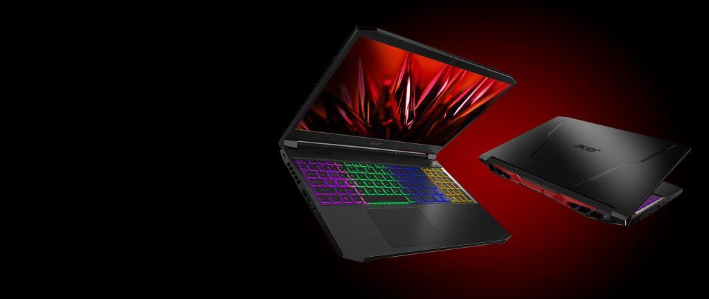 Foto de La Nitro 5 de Acer, la primera laptop en Perú con Nvidia GeForce RTX 3060