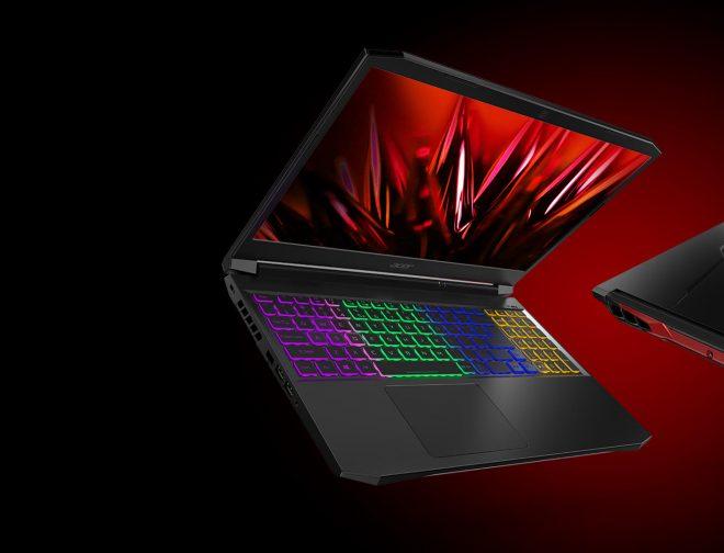 Fotos de La Nitro 5 de Acer, la primera laptop en Perú con Nvidia GeForce RTX 3060