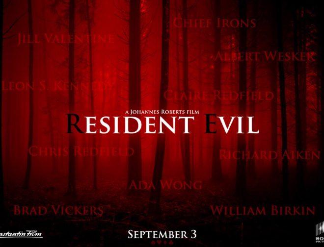 Fotos de Llegan nuevos pósters de las películas de Resident Evil y Mortal Kombat
