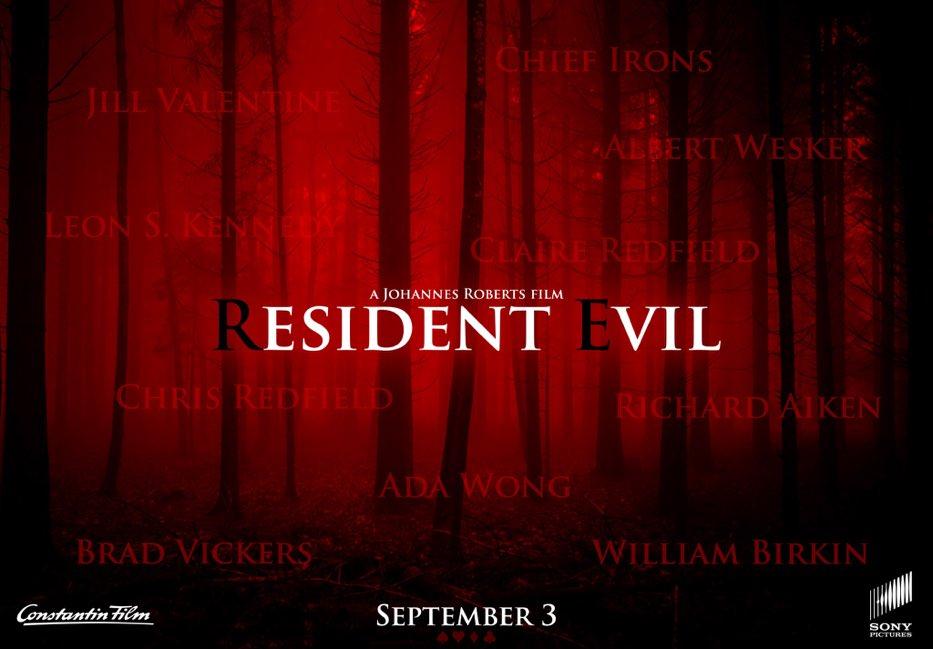 Foto de Llegan nuevos pósters de las películas de Resident Evil y Mortal Kombat