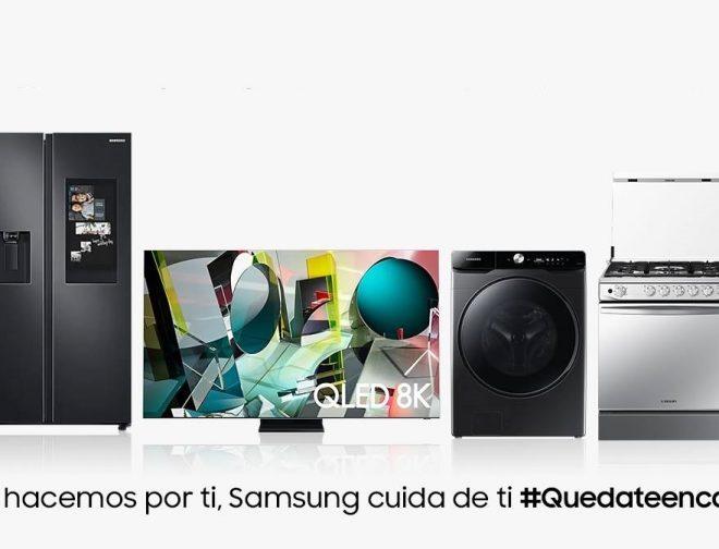 Fotos de Conoce los servicios a distancia que Samsung ofrece a sus clientes