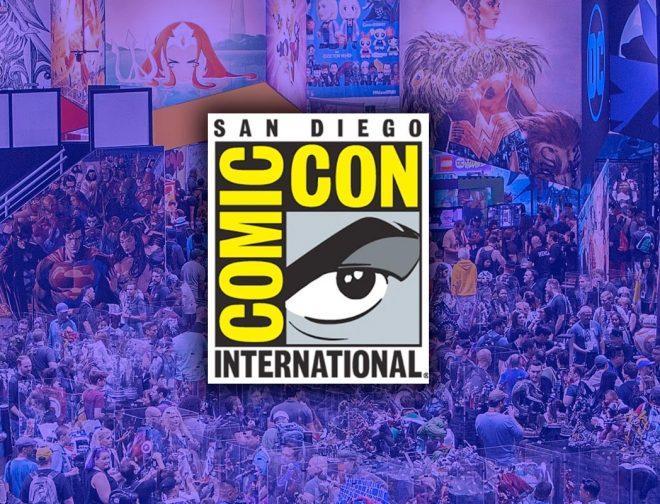 Fotos de San Diego Comic-Con anuncia que volverá a tener un evento virtual