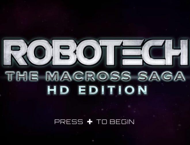 Fotos de Sorpresivamente Robotech: The Macross Saga HD Edition llega a la Nintendo Switch