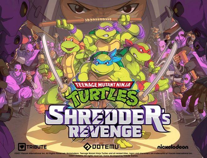 Fotos de Con un tráiler se da a conocer el juego beat 'em up Teenage Mutant Ninja Turtles Shredders Revenge