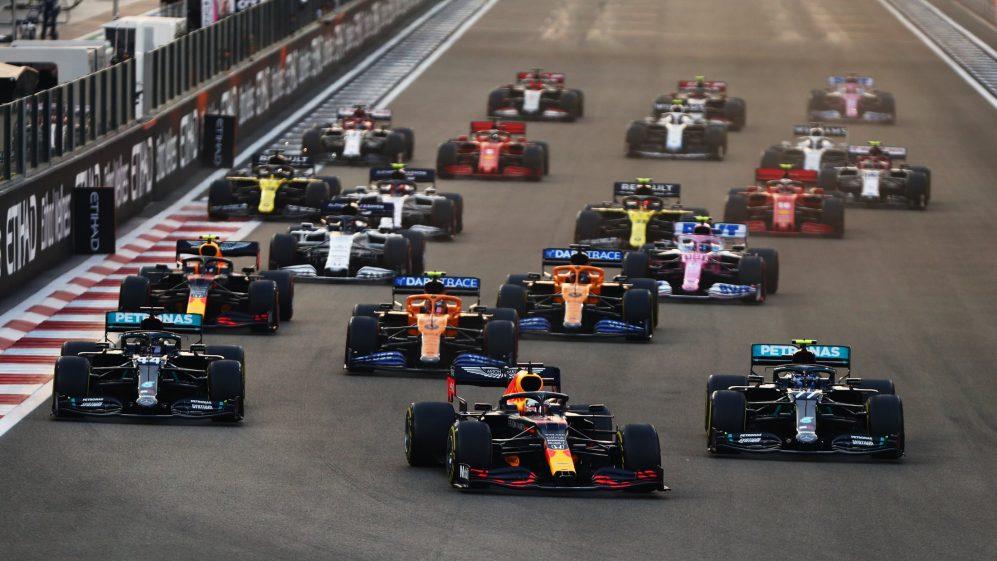 Foto de Calendario de carreras de la temporada 2021 de la Fórmula 1