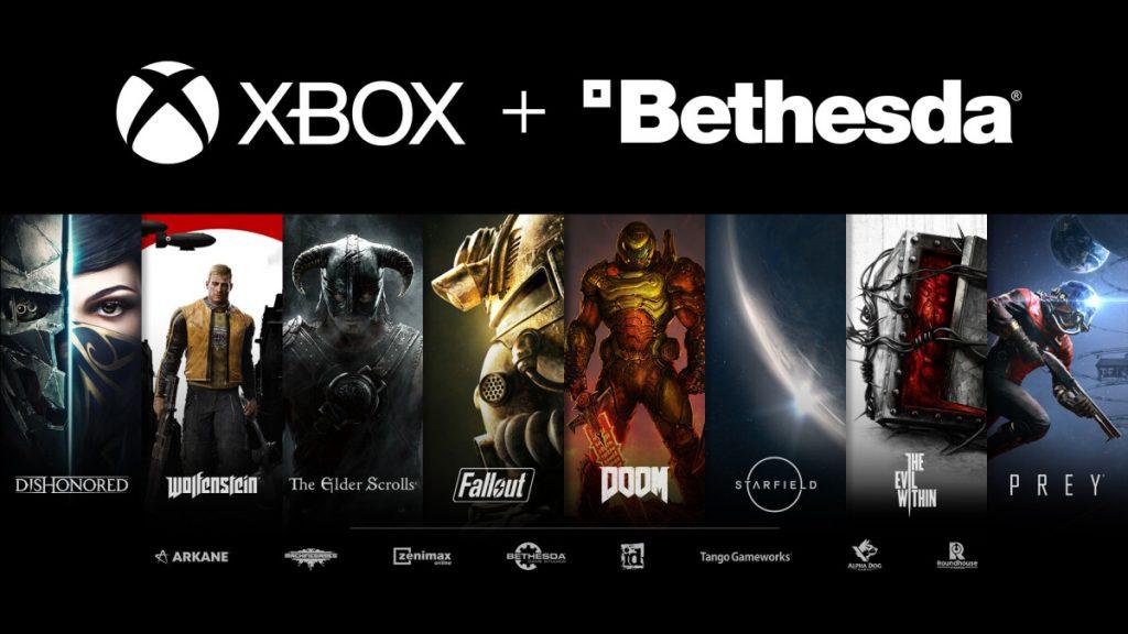 Foto de Se finaliza la compra de Bethesda Softworks por parte de Xbox