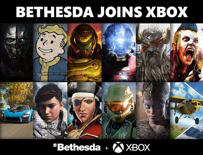Fotos de Los futuros juegos de Bethesda estarán solo en la plataforma de Game Pass
