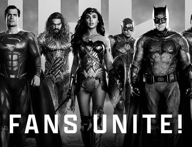 Fotos de Tráiler final para el esperado Snyder Cut de Justice League