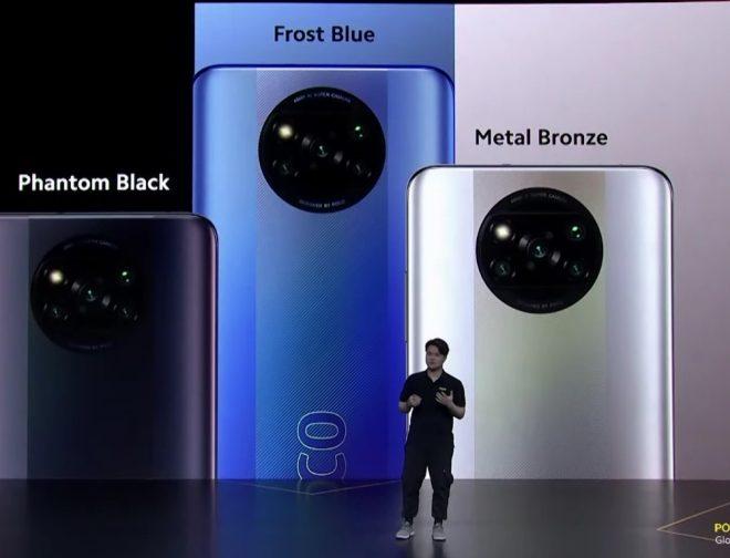 Fotos de POCO presentó el nuevo X3 Pro