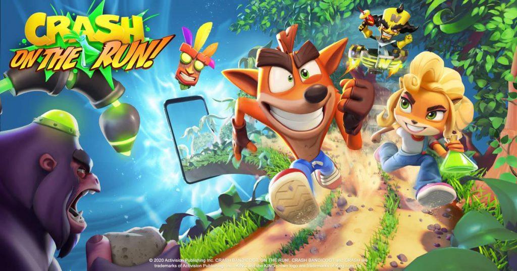 Foto de Crash Bandycoot: On the run! Llega a Android y iOS GRATIS