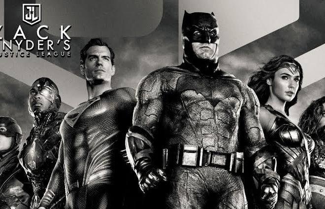 Fotos de Donde alquilar la película Zack Snyder's Justice League en Perú