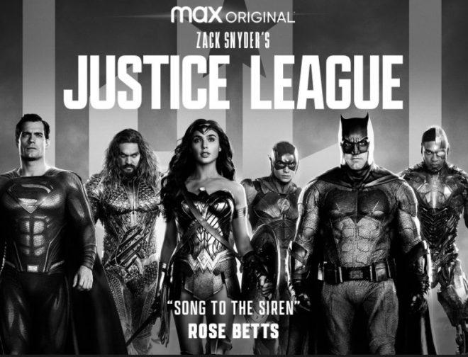 """Fotos de HBO Max lanzará una versión de """"Zack Snyder's Justice League"""" en blanco y negro"""