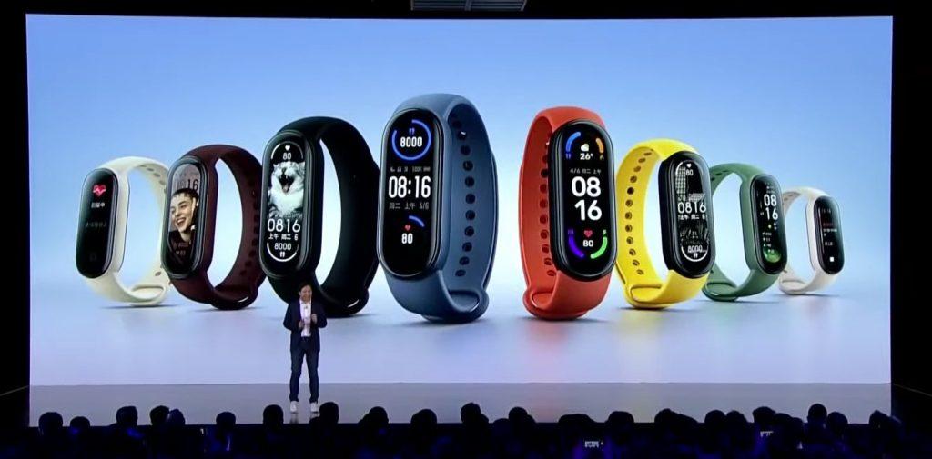 Foto de Xiaomi presenta la nueva Mi Smart Band 6