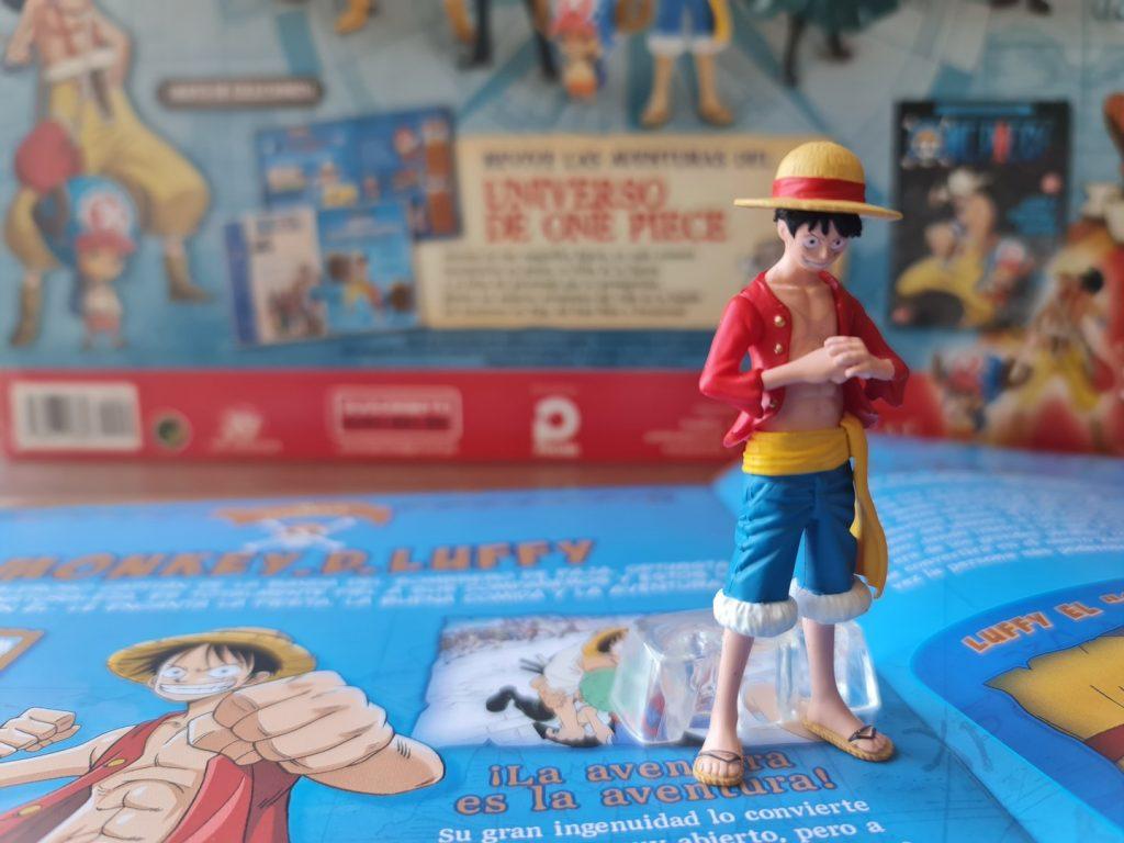 Foto de Llega a Perú la colección oficial de One Piece