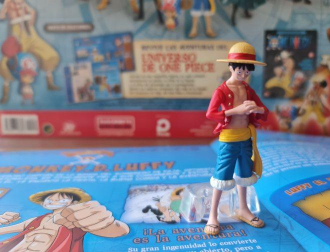 Fotos de Llega a Perú la colección oficial de One Piece