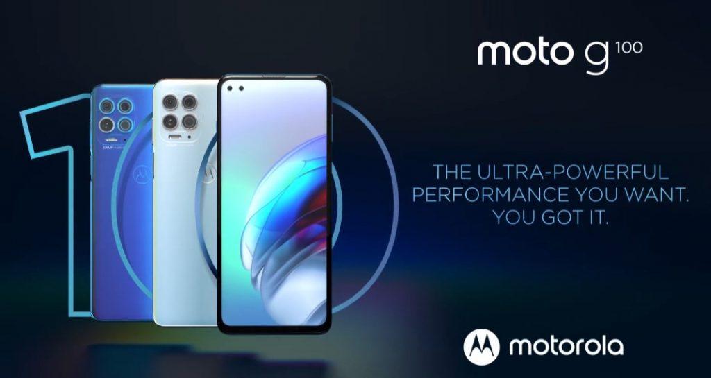 Foto de Llega el Moto g100 de Motorola a Claro Perú