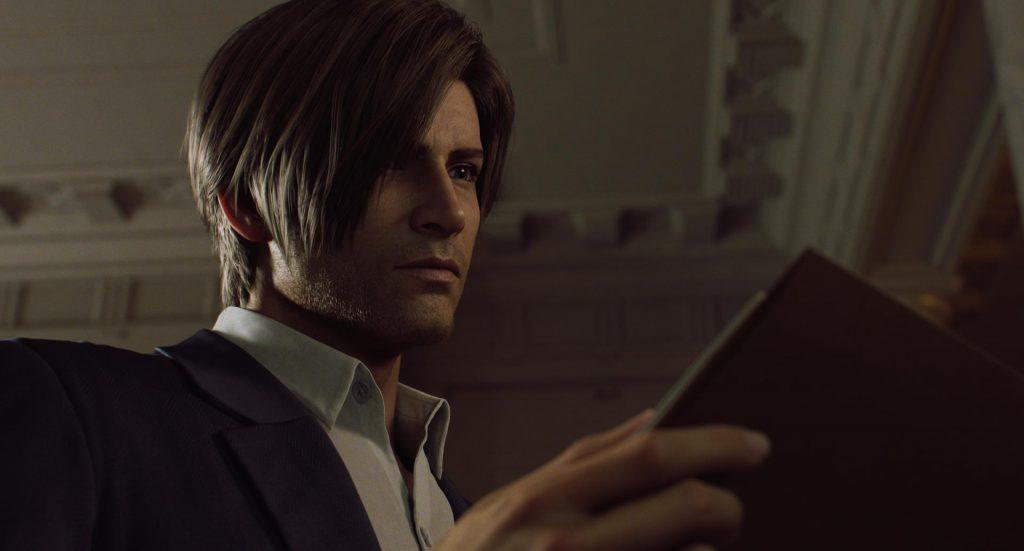 Foto de Netflix Japón publicó un nuevo arte de Resident Evil: Infinite Darkness