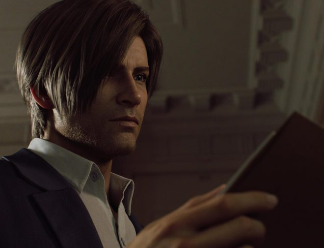 Fotos de Netflix Japón publicó un nuevo arte de Resident Evil: Infinite Darkness