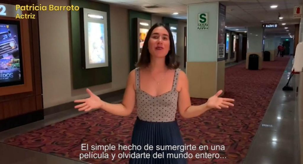 """Foto de El cine en Perú y sus verdaderos protagonistas, quieren regresar, """"Que Empiece la Función"""""""