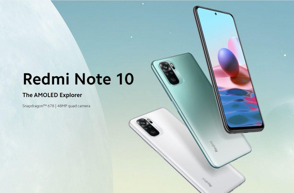 Foto de Xiaomi Perú presentó el Redmi note 10 en Perú