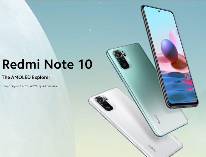 Fotos de Xiaomi Perú presentó el Redmi note 10 en Perú
