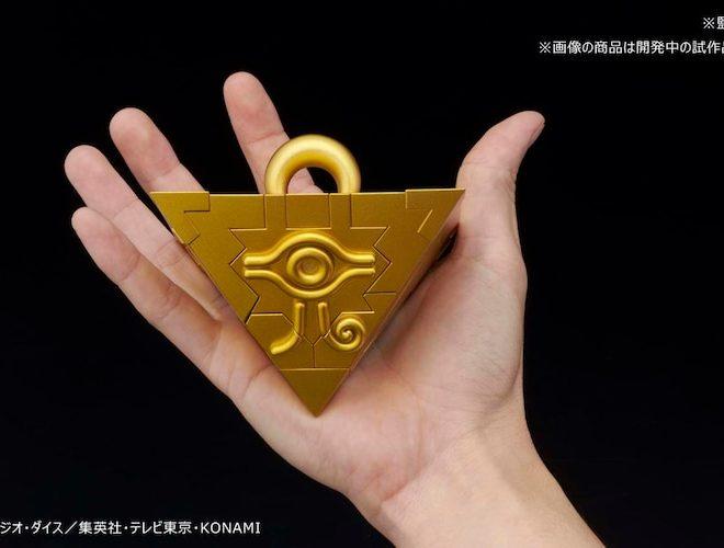 Fotos de Bandai lanzará a la venta el rompecabezas del milenio de Yu-Gi-Oh sin instrucciones de armado