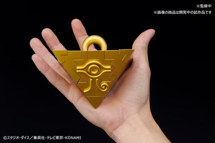Foto de Bandai lanzará a la venta el rompecabezas del milenio de Yu-Gi-Oh sin instrucciones de armado
