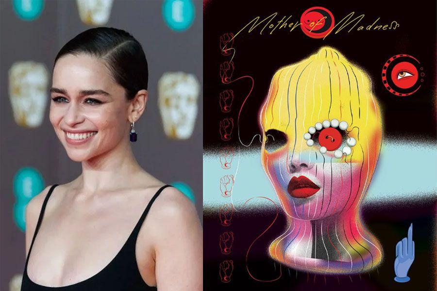 Foto de M.O.M.: Mother of Madness el nuevo cómic escrito por  Emilia Clarke