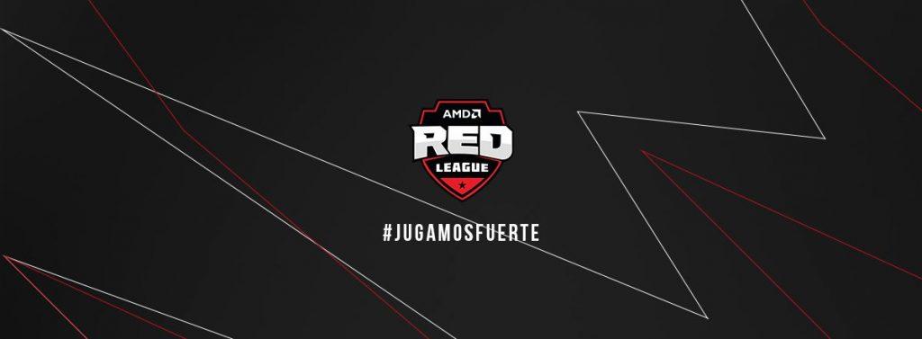 Foto de Vuelve la AMD RED LEAGUE con torneos de Fortnite, League of Legends y Call Of Duty Warzone