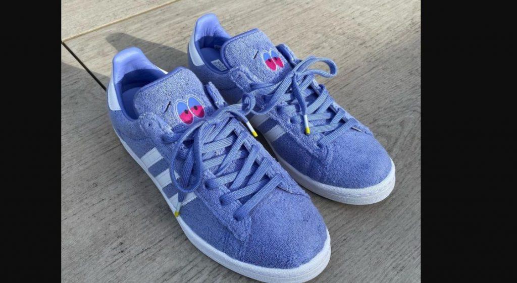 Foto de Toallín será parte de la colección de zapatillas de Adidas x South Park