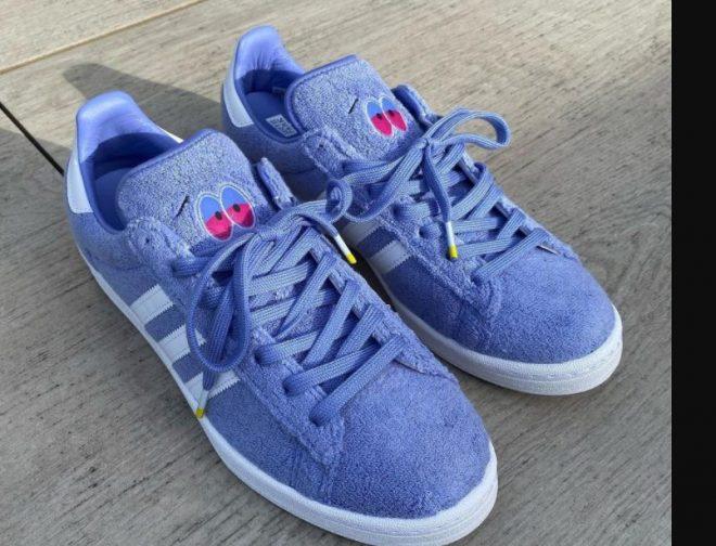 Fotos de Toallín será parte de la colección de zapatillas de Adidas x South Park