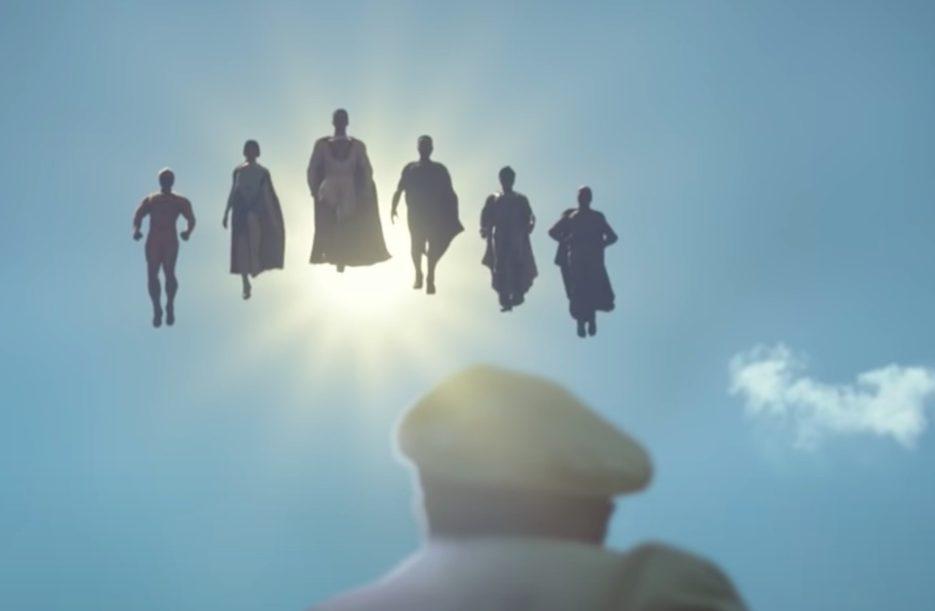 Foto de Netflix da a conocer los posters de los protagonistas de Jupiters Legacy