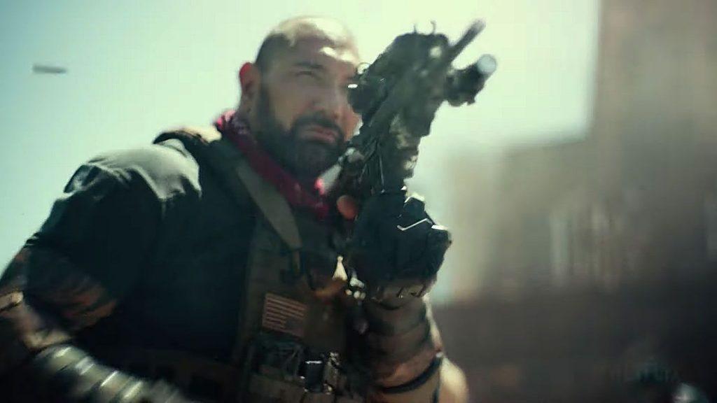Foto de Netflix: El nuevo tráiler de Army of the Dead nos muestra más acción y un tigre zombie