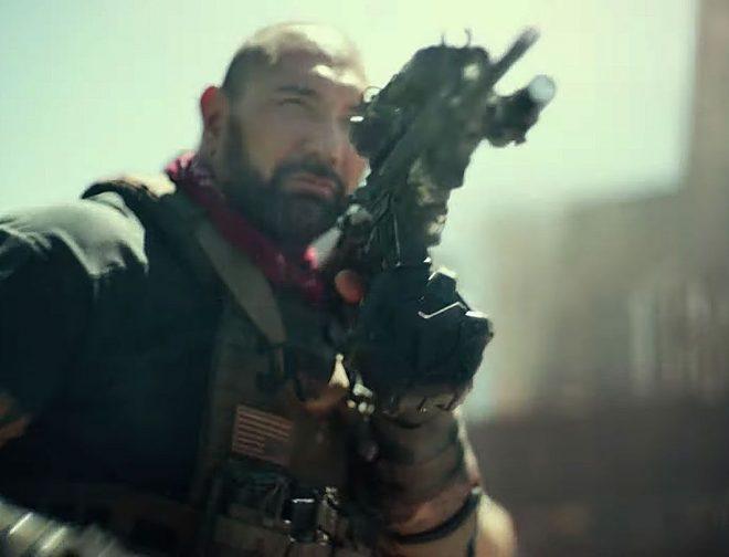 Fotos de Netflix: El nuevo tráiler de Army of the Dead nos muestra más acción y un tigre zombie