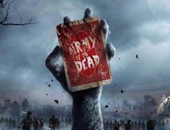 Fotos de El actor Dave Bautista da a conocer un nuevo póster de la película Army Of The Dead