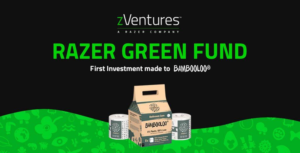 Foto de Razer establece un 'Fondo Verde Razer' de $50 millones de dólares para apoyar empresas de sostenibilidad