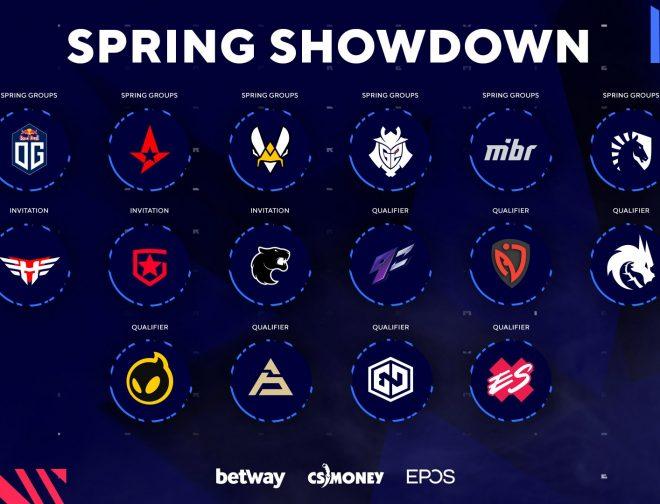 Fotos de CSGO: Conoce a los equipos y jugadores que estarán en el torneo de la BLAST Premier Spring Showdown
