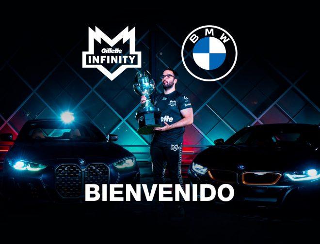 Fotos de BMW se alía con la organización latina de Infinity Esports