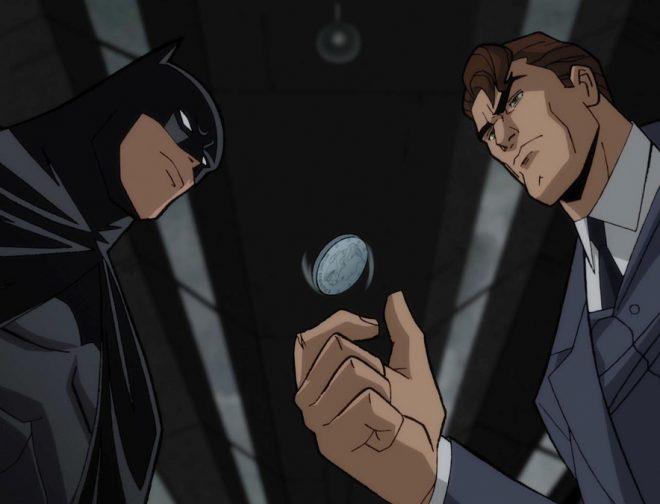 Fotos de Tráiler: Los villanos se dejan ver en Batman: The Long Halloween Parte 2