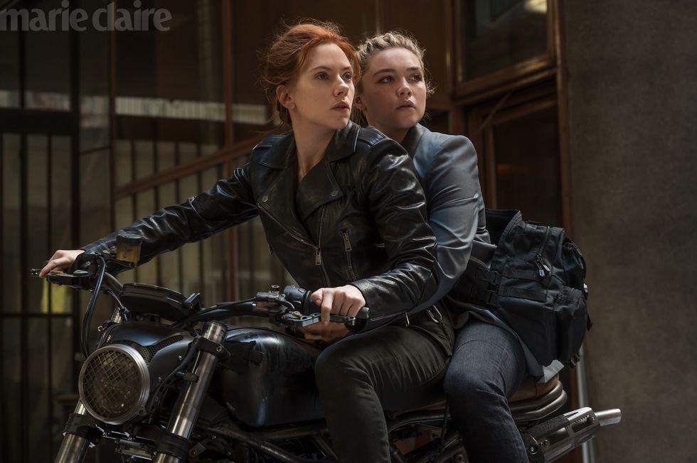 Foto de Acción y la historia de Natasha Romanoff, llega en el nuevo tráiler de Black Widow