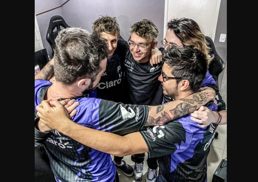 Foto de El equipo argentino de 9z Team gana su serie a Team Vitality en la Blast Premier