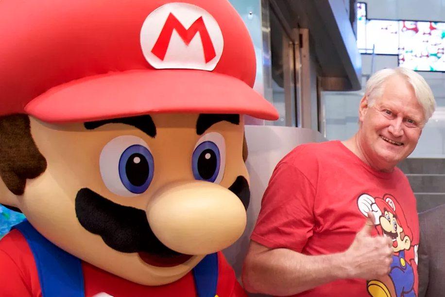 Foto de La voz de Mario, Charles Martinet, ya se vacunó contra el Covid