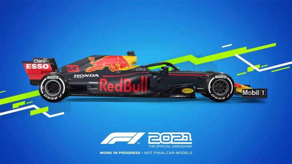 Foto de Electronic Arts da a conocer el primer tráiler del juego F1 2021