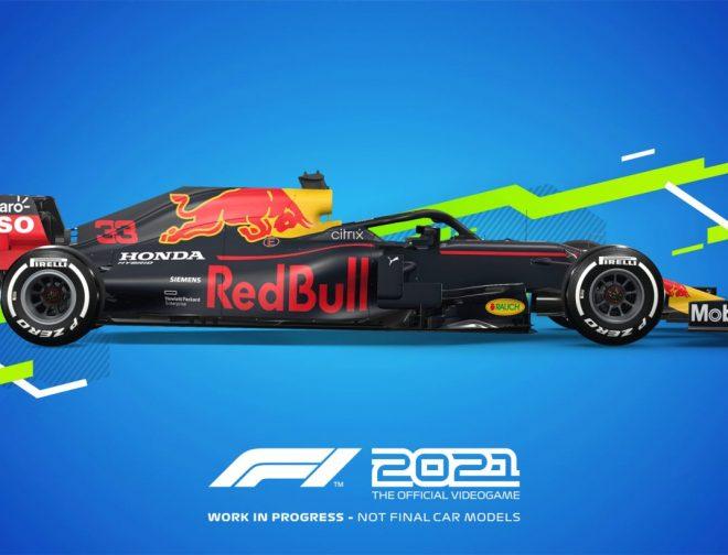 Fotos de Electronic Arts da a conocer el primer tráiler del juego F1 2021