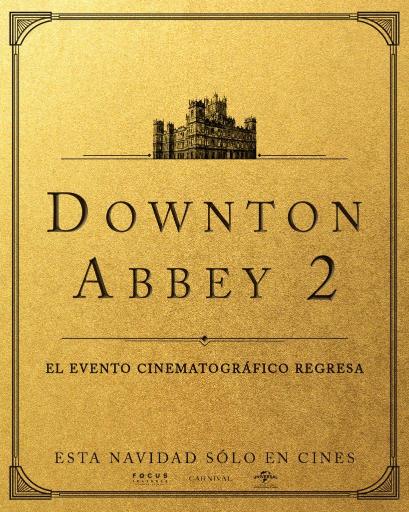 """Foto de Se confirma la secuela de la película """"Downton Abbey"""""""