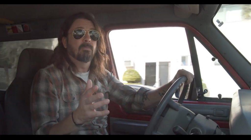 """Foto de El documental """"WHAT DRIVES US"""" de Dave Grohl y Foo Fighters ya esta en Amazon Prime Video"""